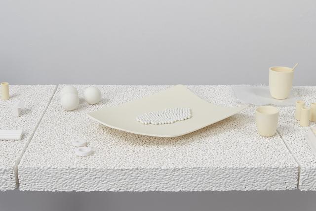 , 'Foam on the Grainger (detail),' 2016, Jane Hartsook Gallery