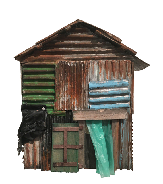, 'The Old Barn,' 2020, BoxHeart
