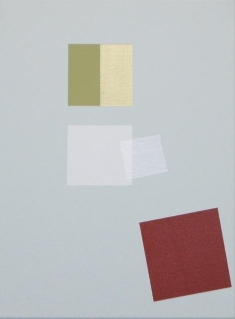 , 'After Painting [EL] VII,' 2015, Bath Street Gallery