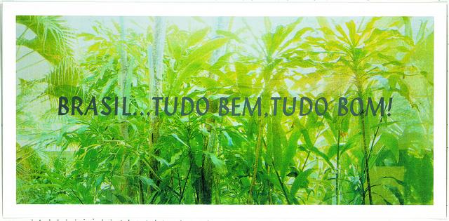 Antoni Muntadas, 'Brasil... Tudo Bem, Tudo Bom!', 1999, mfc - michèle didier