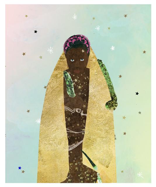 Carla Jay Harris, 'Snake Bearer II', 2018, Kopeikin Gallery