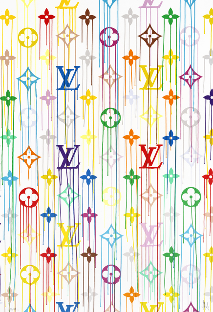 Zevs, 'Liquidated Louis Vuitton Multicore', 2011, Tate Ward Auctions