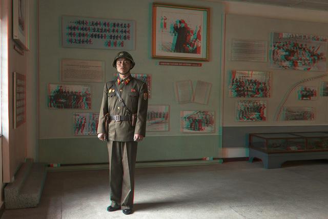 , '#36.  SIN  UN  YONG,  27,Military  Guide,Armistice  Signing  Hall,Panmunjom,' 2014, Pékin Fine Arts
