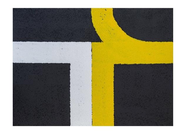 , 'Road markings VIII,' 2017, Absolut Art Gallery