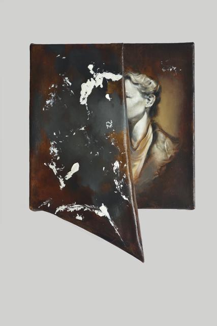 , 'False state of grace II,' 2016, Rhodes
