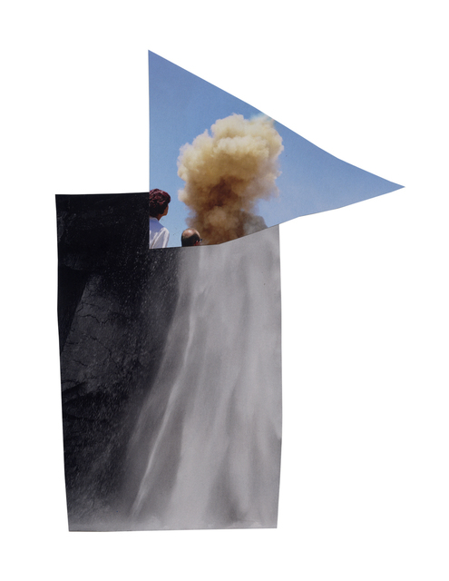 , 'Watching an explosion where there should have been a waterfall,' 2017, G. Gibson Gallery