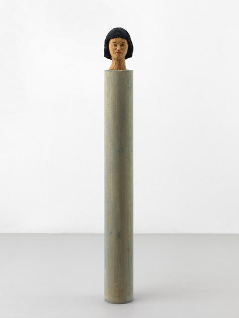 , 'Kleine Kopfsäule,' 1991, Ludorff