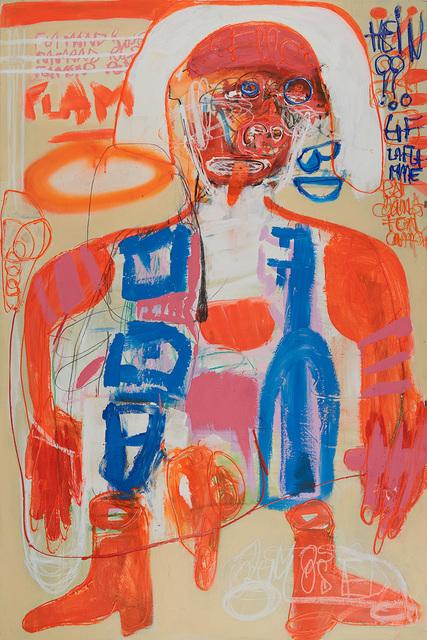 , 'Capitaine Flam,' 2016, Cavin Morris Gallery