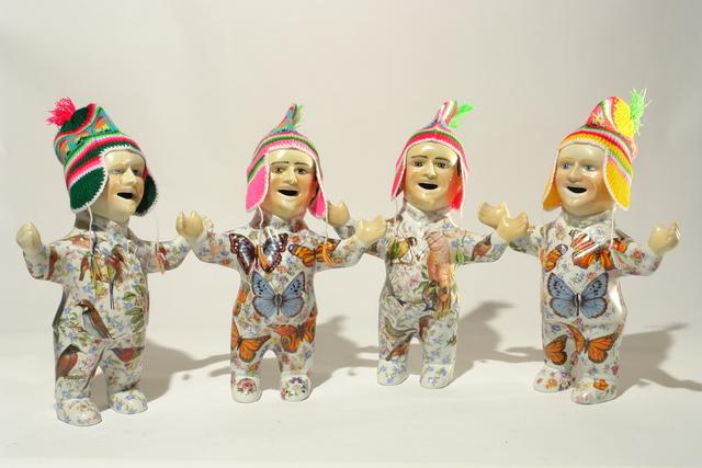 , 'Ekeko,' 2010, Yael Rosenblut Gallery