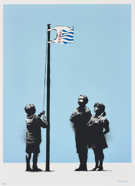 Banksy, 'Very Little Helps', 2008, Phillips