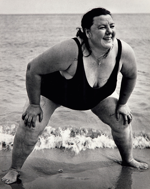 Lisette Model, 'Coney Island bather, New York', 1939-1941, Phillips