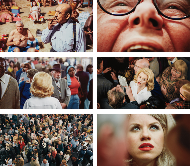 Alex Prager, 'Untitled (Face in the Crowd) Box Set', Conceived in 2013 and 2014, Phillips