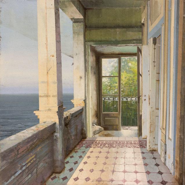 , 'Veranda sul Mare,' 2017, Shine Artists   Pontone Gallery