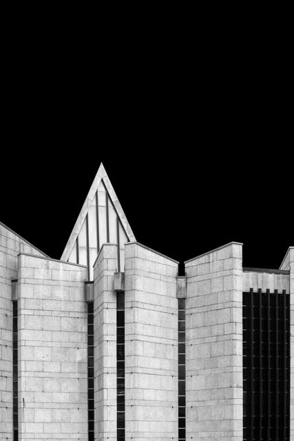 Egle Kisieliute, 'Concrete Evidence (Mortonhall Crematorium 1967, Edinburgh)', 2018, Joanna Bryant & Julian Page