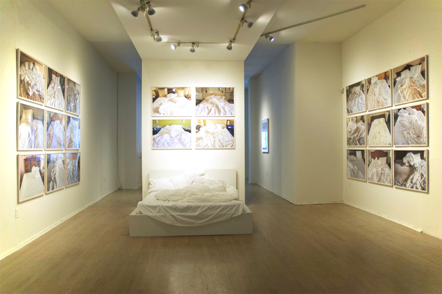 , 'Stay v3,' 2016, C. Grimaldis Gallery