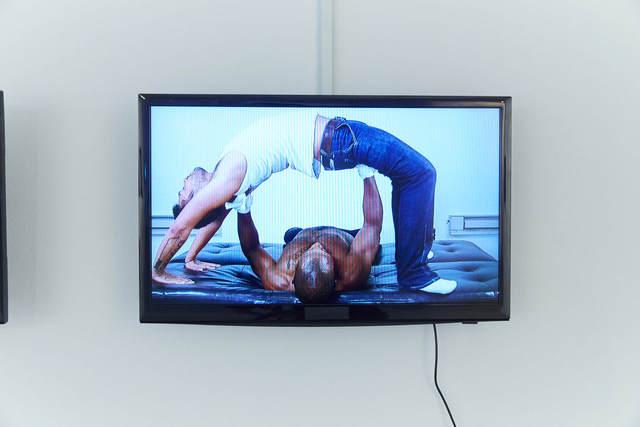 , 'Feeling Uneasy,' 2010, EFA Project Space