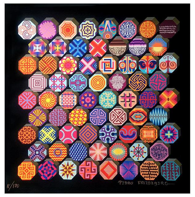 , 'Observa y Calla / Medallas,' 2015, MAIA Contemporary