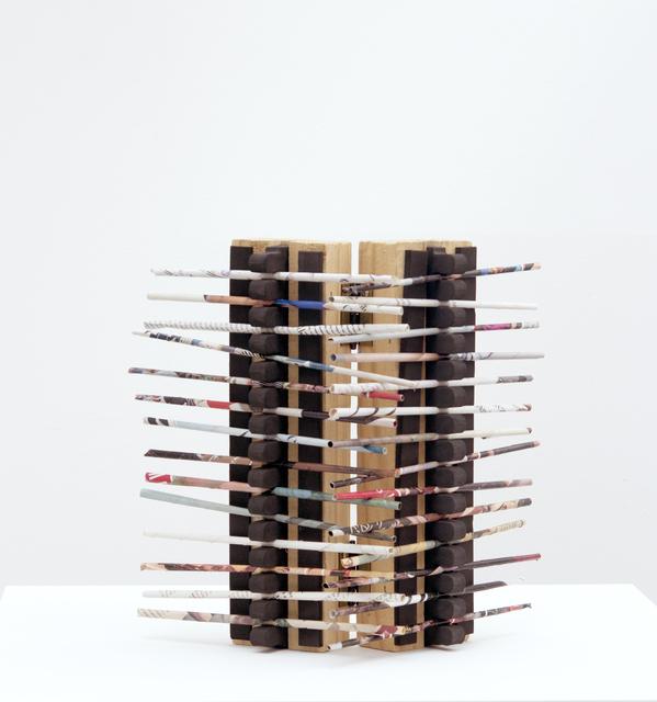 , 'DNA da poesia,' 2015, Galeria Nara Roesler