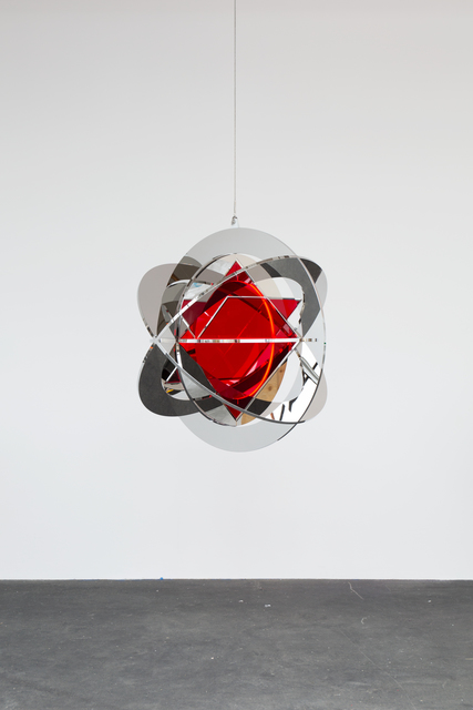 , 'Root Chakra,' 2015, KÖNIG GALERIE