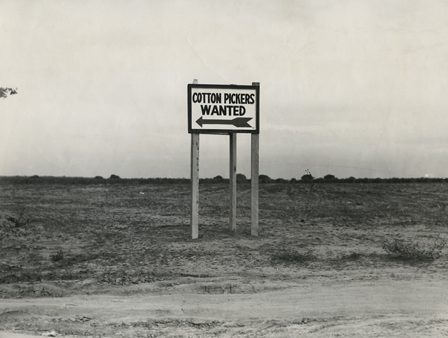 , 'Along Highway 99 San Joaquin Valley, CA,' 1936, Richard Moore Photographs