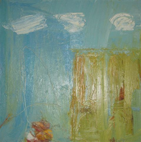 , 'Three Clouds ,' 2008, The Majlis Gallery