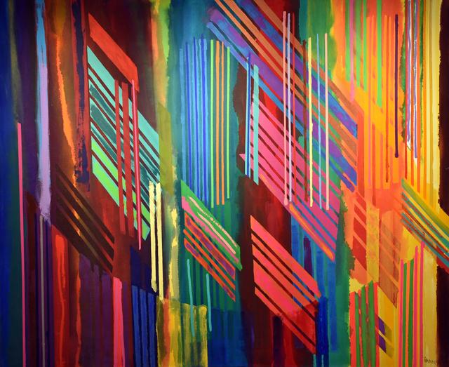 , 'Toward Light,' 2015-2016, Carter Burden Gallery