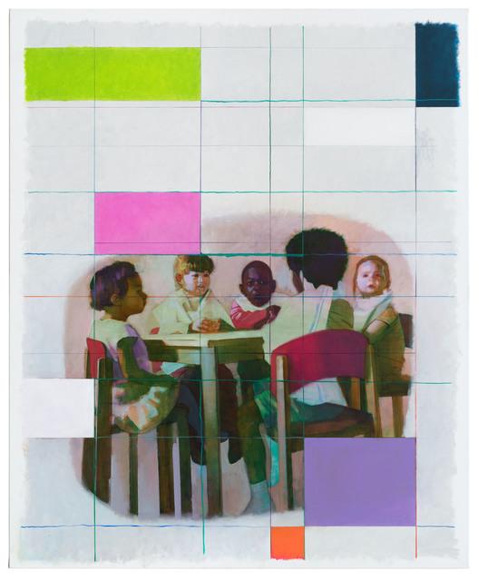 Akos Birkas, 'Es geht nicht um die endgültige Lösung', 2014, Galerie EIGEN + ART