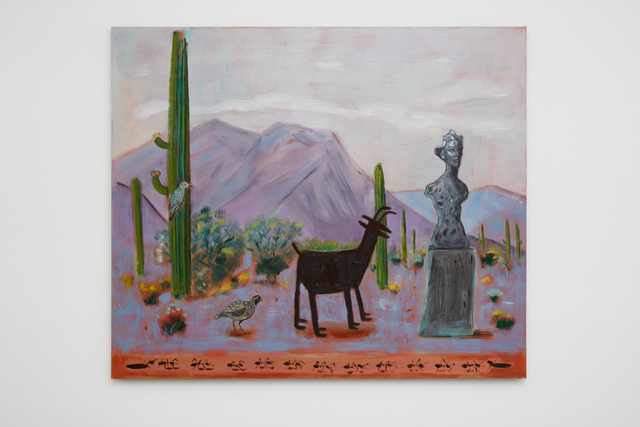 , 'A Desert Road,' 2018, Kayne Griffin Corcoran