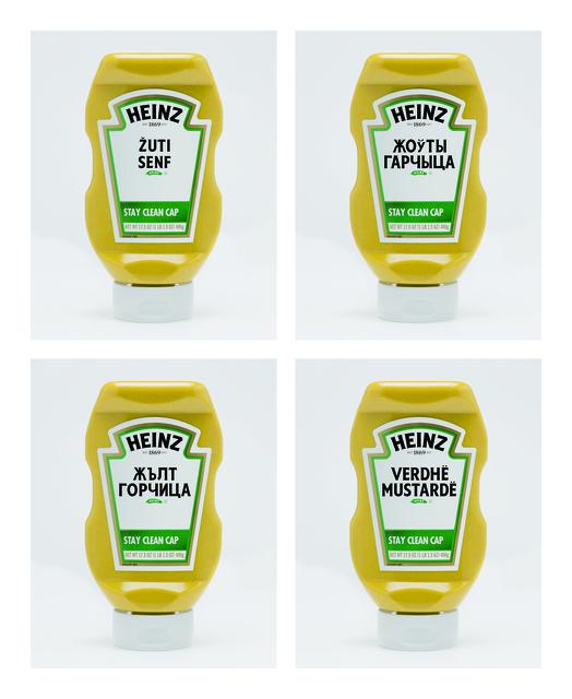 , 'Yellow Mustard (detail),' 2012, Pace/MacGill Gallery