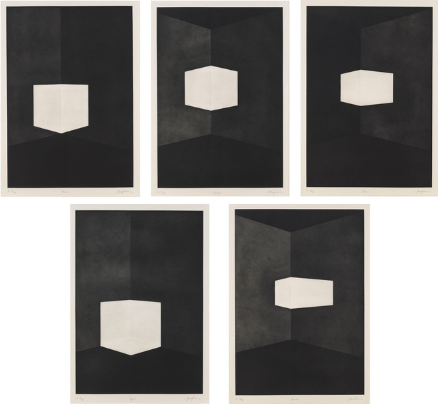 , 'First Light (Squares),' , Susan Sheehan Gallery