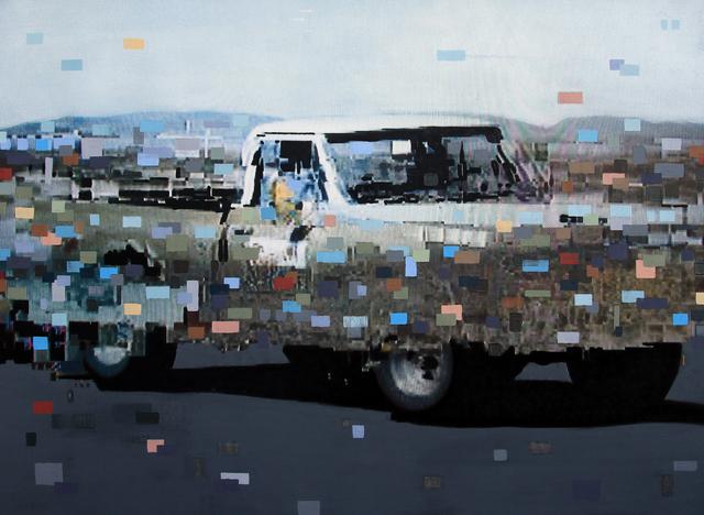 , 'White Truck,' 2014, Amos Eno Gallery