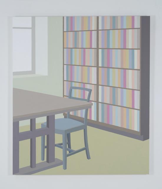 , 'Library #2,' 2017, Sapar Contemporary