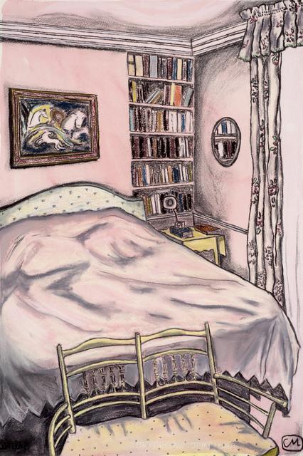 , 'Bedroom Shrine,' 2019, Cob