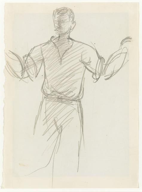 , 'Dancer VII,' ca. 1950, Osborne Samuel