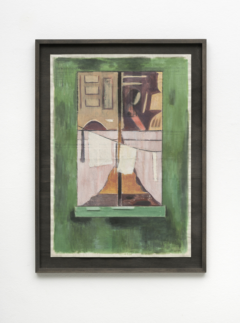 , 'Untitled (nach Oskar Schlemmer),' 2016, PPC Philipp Pflug Contemporary