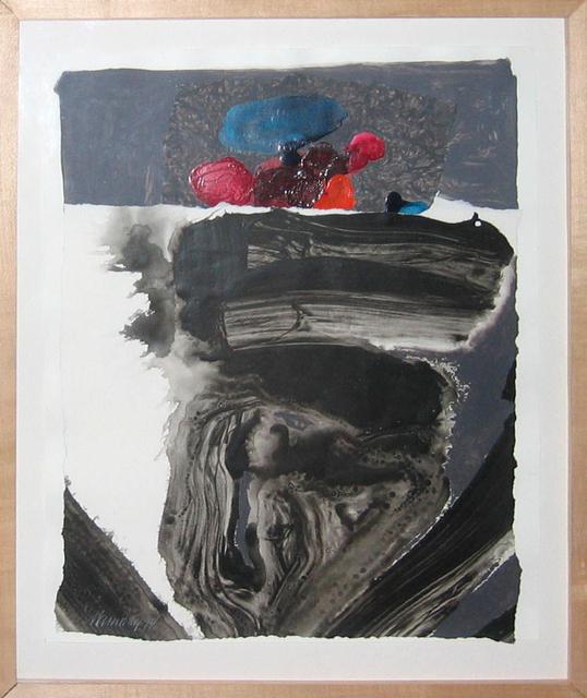 , 'Monhegan Diary 1,' 1994, Anita Shapolsky Gallery