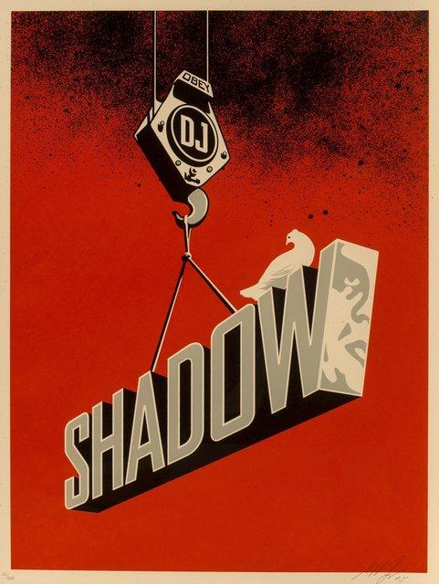 Shepard Fairey, 'DJ Shadow', 2005, Heritage Auctions