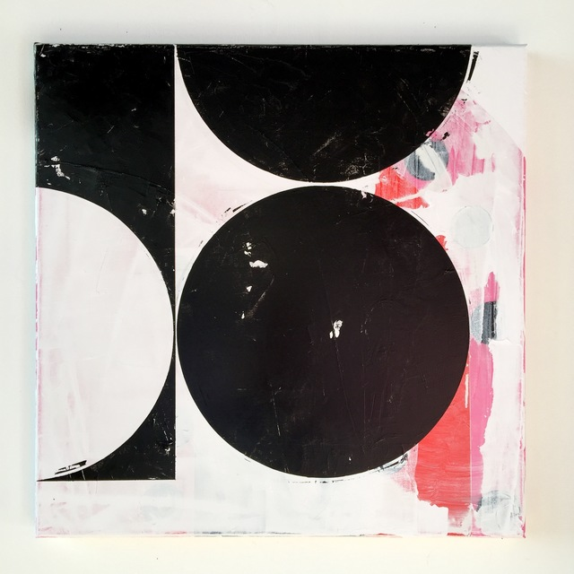 , 'Tell Me Lies (black),' 2018, Galerie Bart