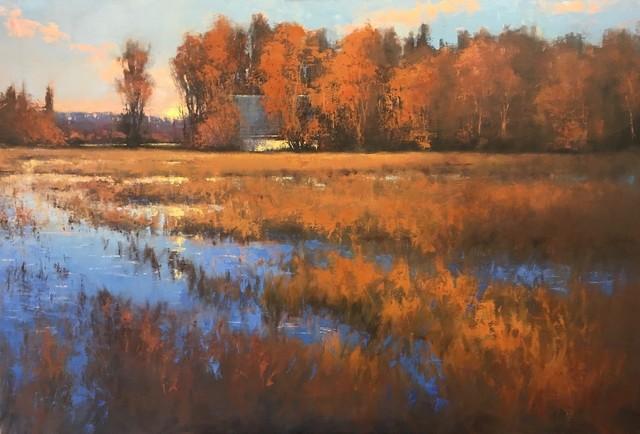 , 'Amber Autumn,' 2017, Bonner David Galleries