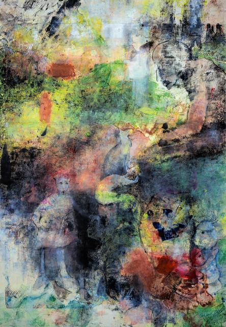 , 'Meditation,' 2015, Long-Sharp Gallery