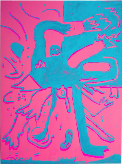 , 'Wavy,' 2015, Postmasters Gallery