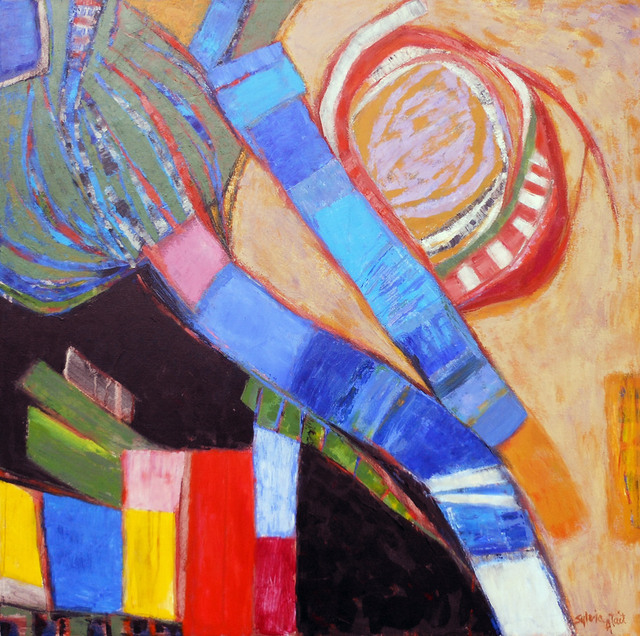 Sylvia Tait, 'Squeeze Box', Bau-Xi Gallery