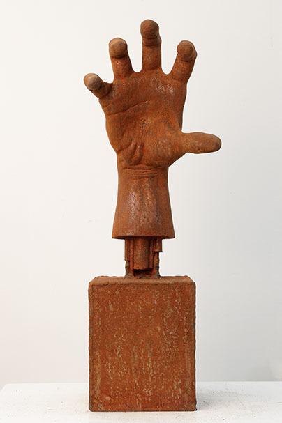 , 'LA MAIN,' 2001, Mark Hachem Gallery