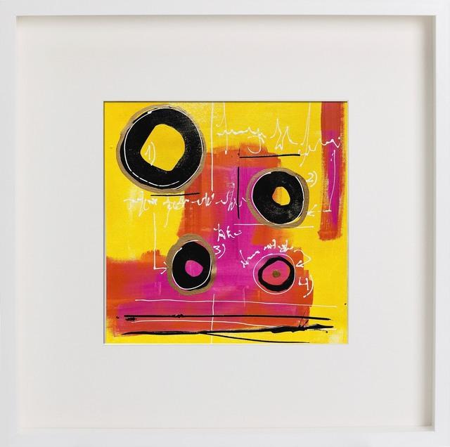 Soren Grau, 'Yellow Instructions', 2018, Artspace Warehouse