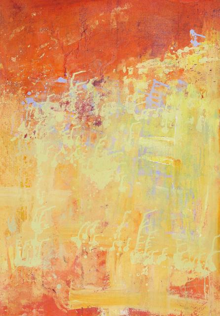 Yi Kai, 'Purple Building on Sun Rise 日出時的紫色建築                                 ', 2015, Alisan Fine Arts