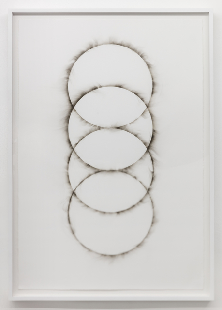 , 'Four Intersecting Circles,' 2017, MKG127
