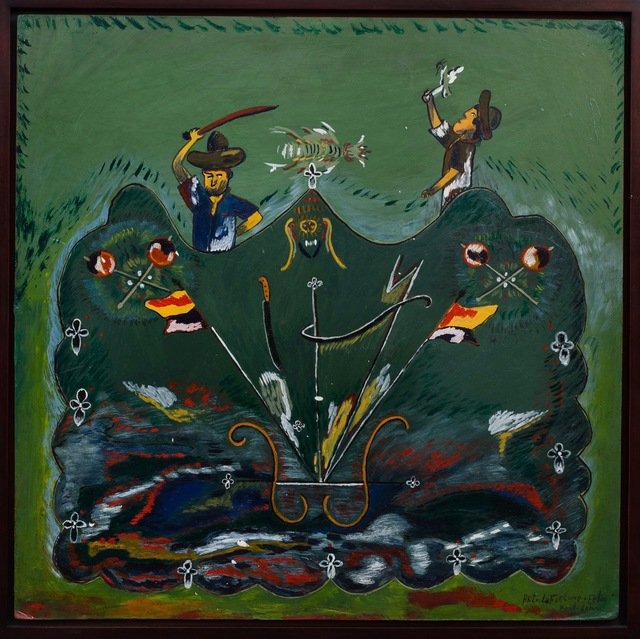 Felix Lafortune, 'Voodoo Symbols', 1978-1980, ZQ Art Gallery