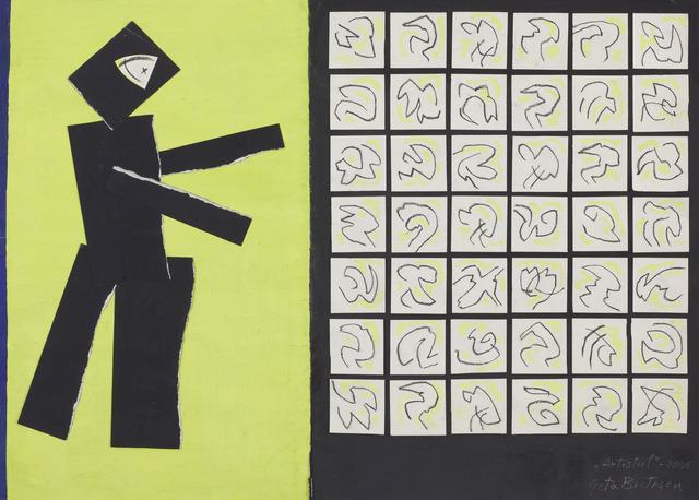 , 'Artistul,' 2006, Galerie Barbara Weiss
