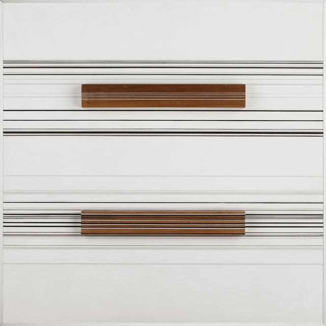 , 'Qin Se No. 4,' 2014, Eli Klein Gallery