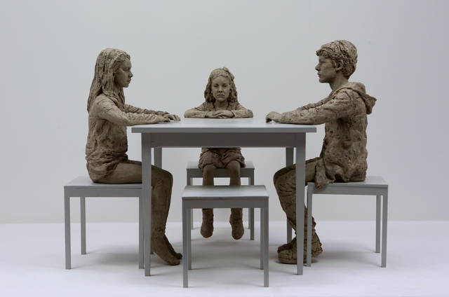 , 'The Dinner Table,' 2015, Osborne Samuel
